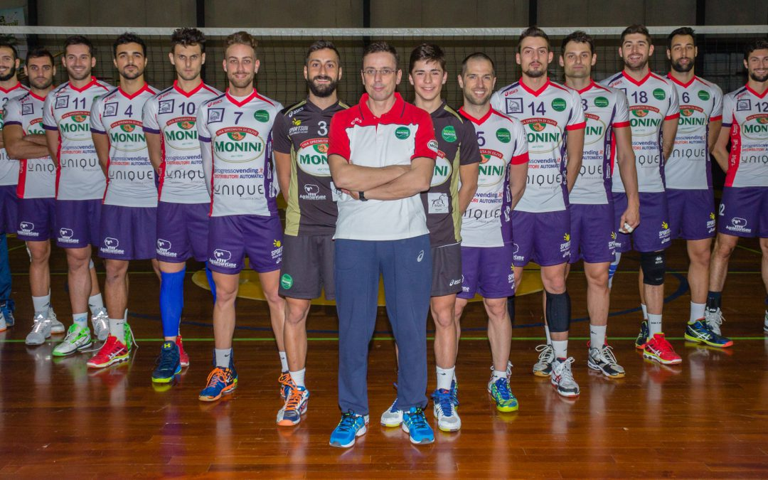 OBIS a fianco della Monini Volley di Spoleto
