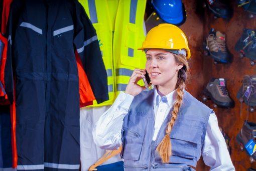 la sicurezza sul lavoro poggia pure sull'uso corretto dei dispositivi