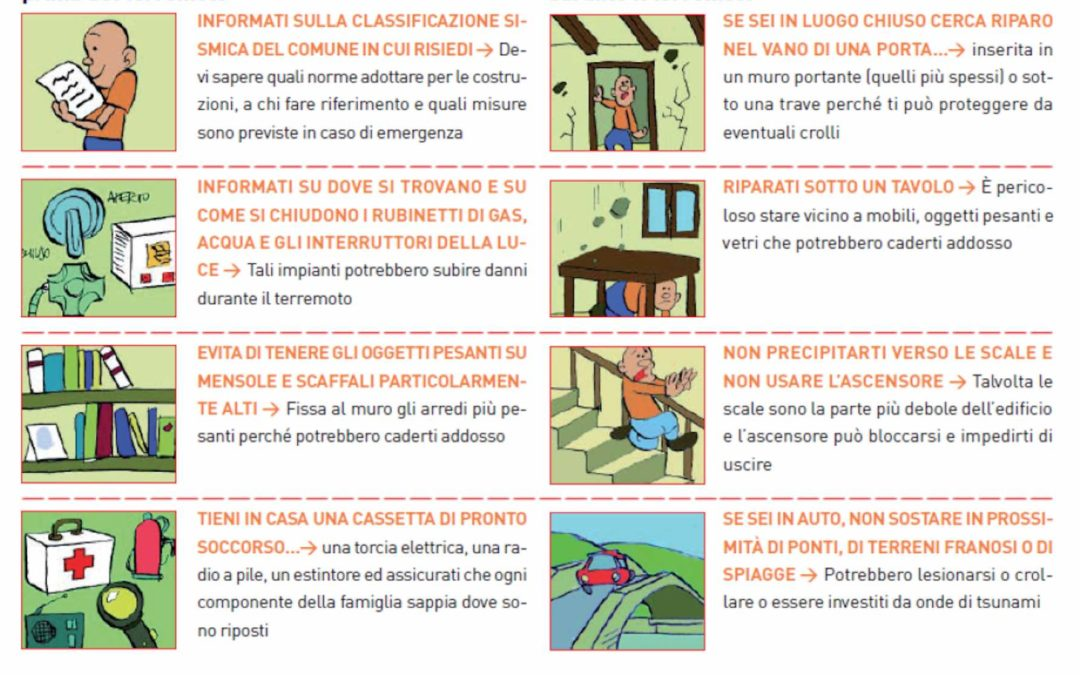 Sicurezza sismica aziendale in Umbria