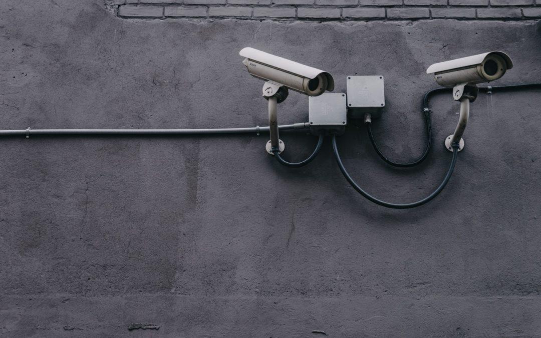 Procedura di denuncia delle telecamere sul posto di lavoro